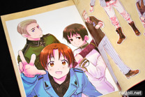 Hetalia Axis Powers Arte Stella Illustrations - 7
