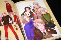 Hetalia Axis Powers Arte Stella Illustrations - 22