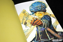 Shine: Tegami Bachi Illustrations - 8