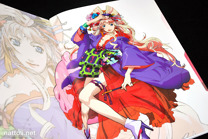 Macross F Visual Collection Sheryl Nome FINAL - 3