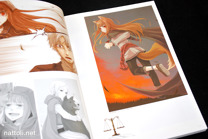 Ayakura Juu Illustrations Spice and Wolf - 4