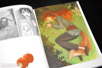 Ayakura Juu Illustrations Spice and Wolf - 9