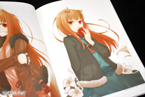 Ayakura Juu Illustrations Spice and Wolf - 18