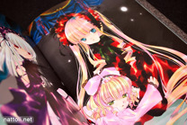 Shinku, Suigintou and Hina Ichigo