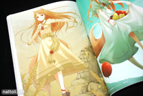 Ayakura Juu Illustrations Spice and Wolf - 29